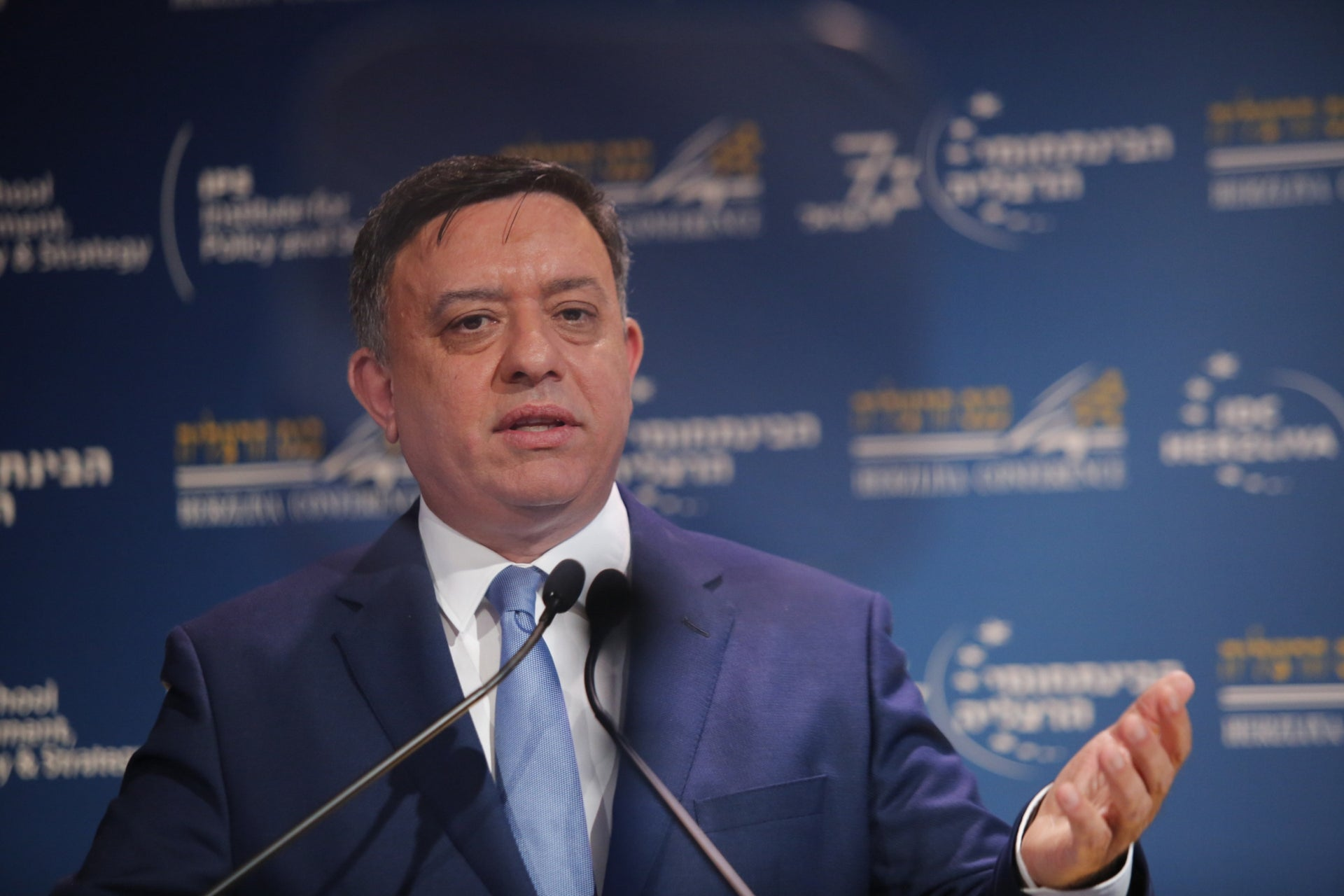 Labor leader Avi Gabbay.