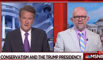 MSNBC forced to bleep out Rick Wilson when he calls GOP 'chickensh*t' who secretly hate 'assh*le' Trump