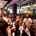 """The opening of the """"Reserved"""" clothing store branch, Ayalon Mall, August 15, 2018."""