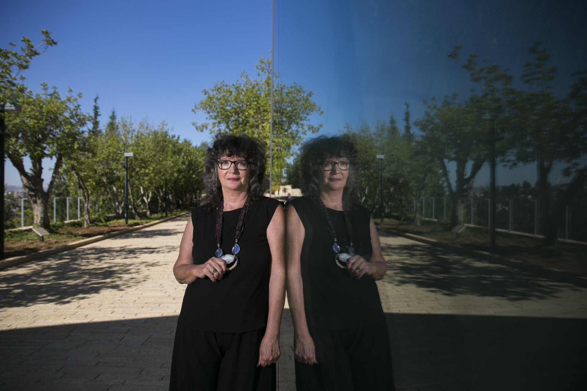 """Irena Steinfeldt of Yad Vashem. """"Our job is partly historical and partly detective work."""""""