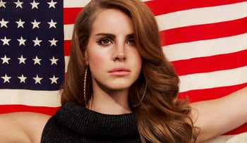 Singer Lana Del Rey is shown in this publicity photo released to Reuters January 27, 2012.