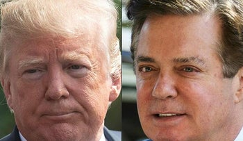 This combination of pictures created on August 22, 2018 shows recent images of