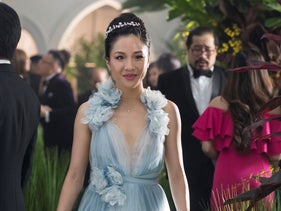 """Constance Wu as Rachel Chu in a scene from the film """"Crazy Rich Asians."""""""