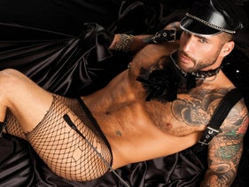 "Jonathan Agassi, from the film ""Jonathan Agassi Saved My Life."""