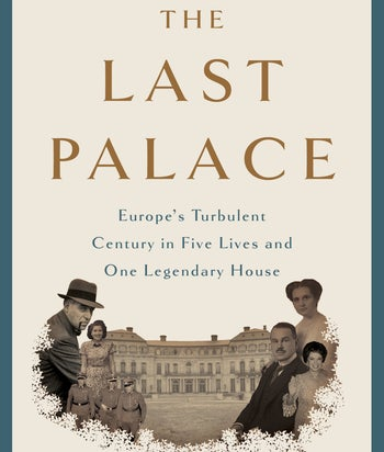 """""""The Last Palace"""" by Norm Eisen."""