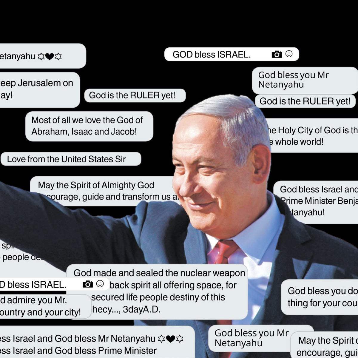 Netanyahu and comments