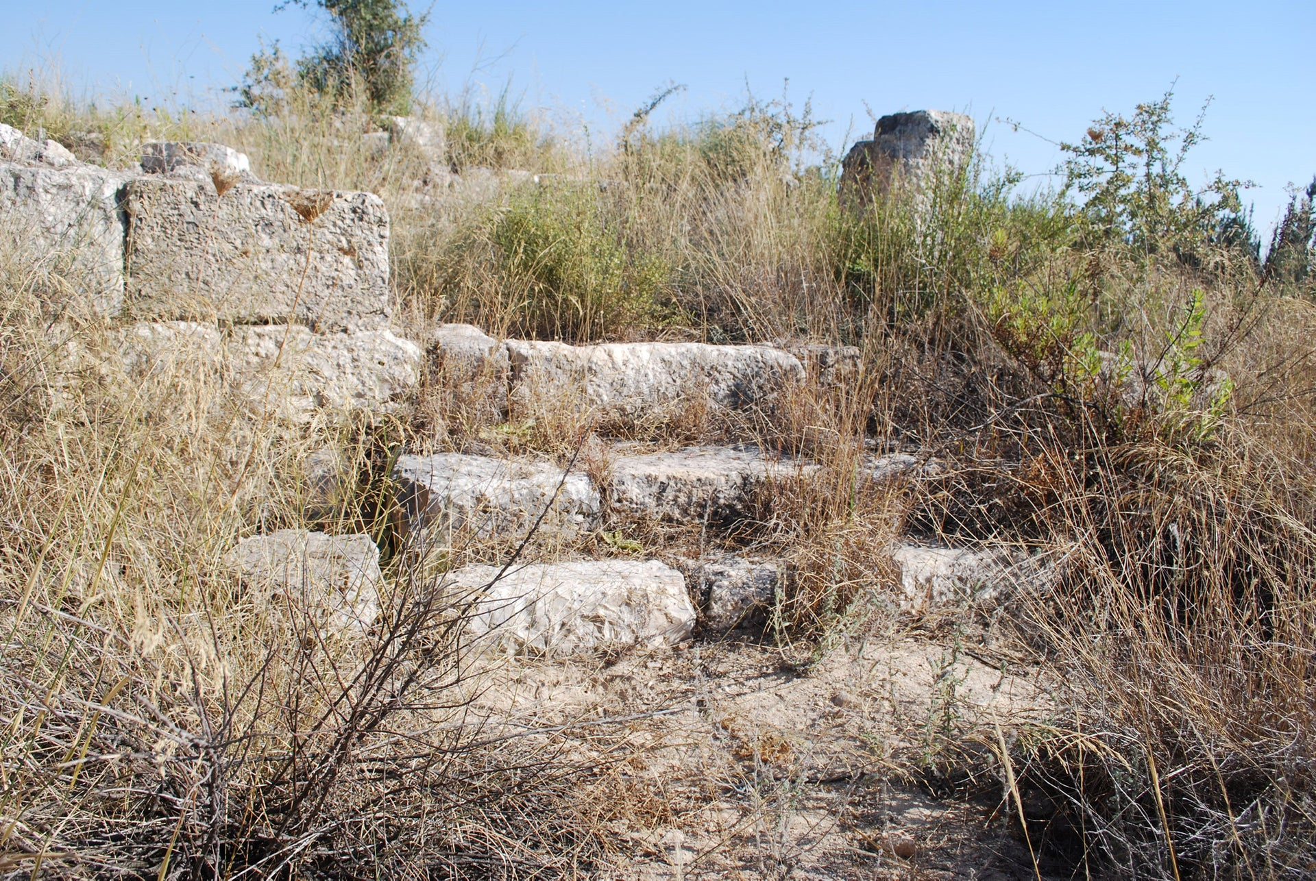 Horvat Hani: Remains of an early Byzantine church and the first nunnery ever found in Israel