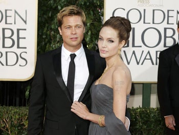 Angelina Jolie and Brad Pitt. Can decision-making theory be applied to romantic relationships?