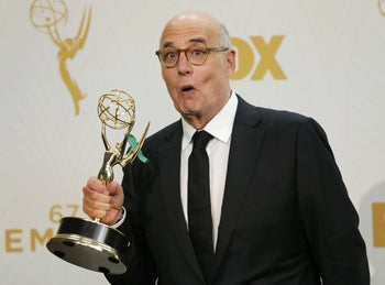 Jeffrey Tambor, who was fired from the Amazon series 'Transparent' after allegations surfaced about inappropriate behavior.