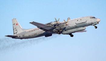 Russian Air Force Ilyushin Il-20