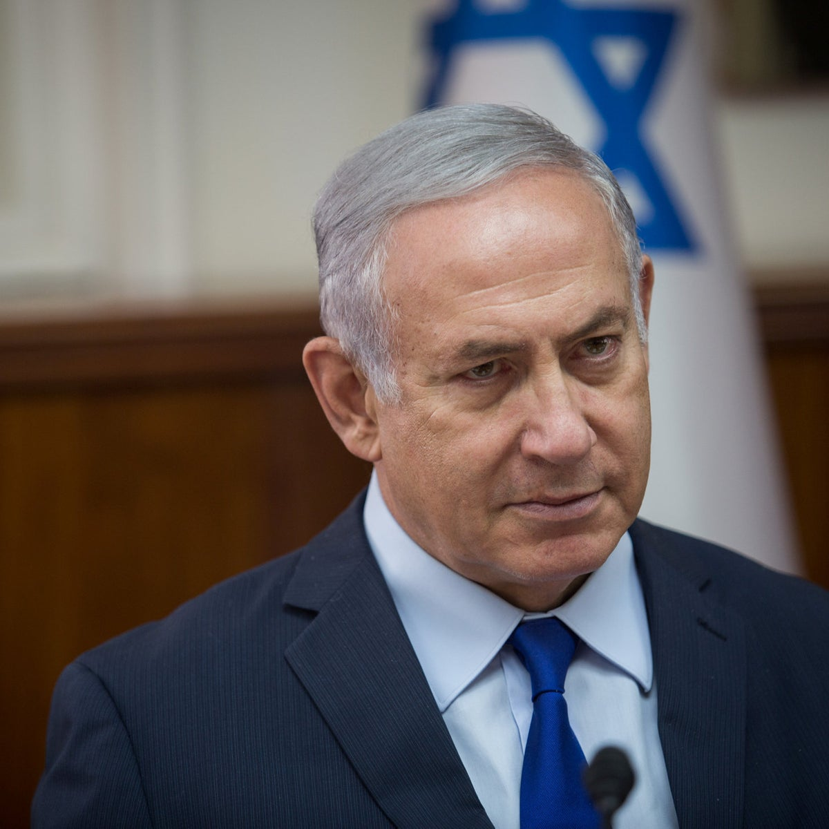 Did Netanyahu put forward a proposal he knew had no chance of being accepted?