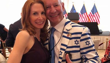 A super PAC supporting Florida gubernatorial candidate Ron DeSantis returned multiple donations worth $11,000 from pro-Israel Trump supporter Steven Alembik.