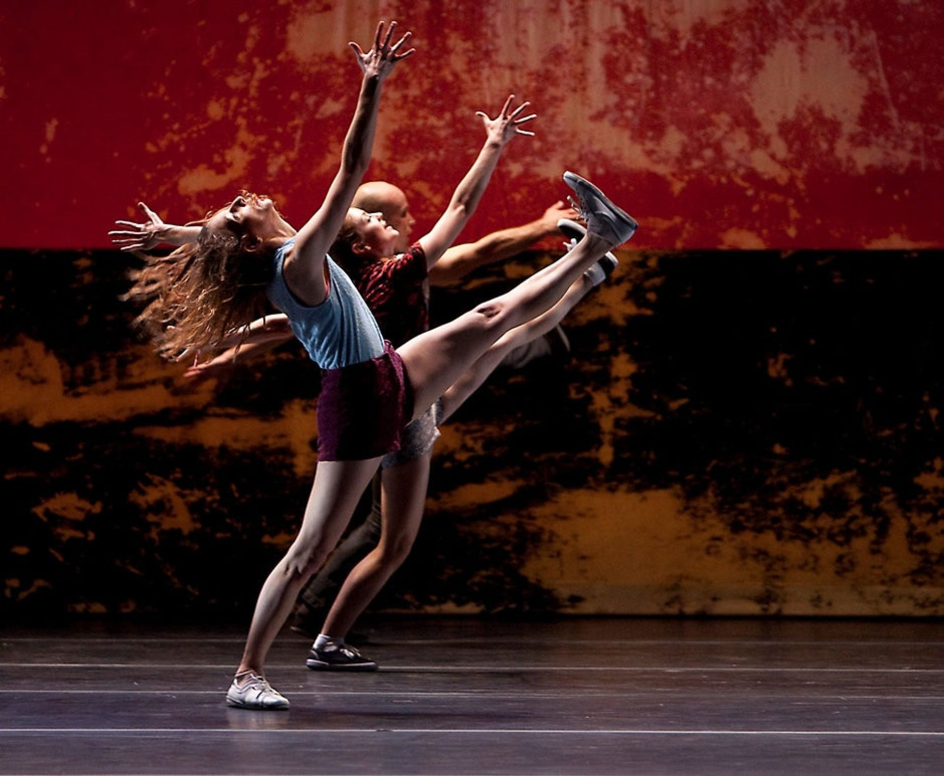 From a performance by Millepied's dance company, 'L.A. Dance Project.'