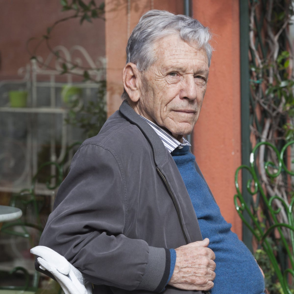 Amos Oz. The prize named after Tolstoy joins an already crammed shelf