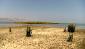 Lake Kinneret, October 2018