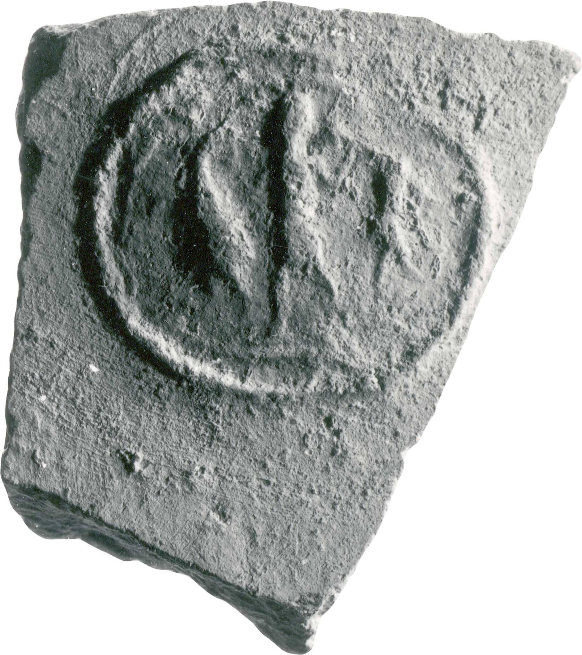 Impression of which several have been found. This seems to have been the heraldic symbol of Dan or the ruler of Dan in the 8th century BCE.