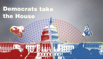 Haaretz looks at what happens if the Democrat's take the House