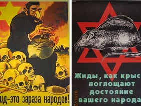 Posters from the collection of Arthur Langerman.