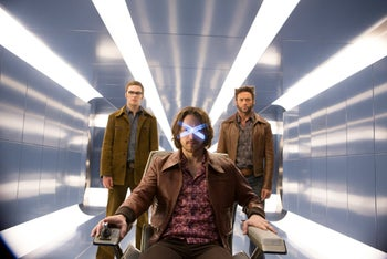 """A scene from """"X-Men: Days of Future Past."""""""