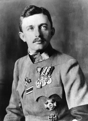 Charles I of Austria. His empire and others in the pre-World War I era were multicultural and multilingual.