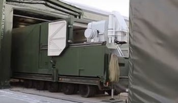 Photo of Russia's new laser weapon, aimed at U.S. allies, in response to Trump's nuclear ultimatum.