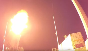 Standard Missile-3 Block IIA destroys target in first intercept from land