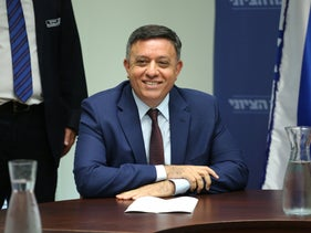 FILE Photo: Avi Gabbay, July 2018.