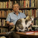 FILE Photo: Amos Oz in 2012.