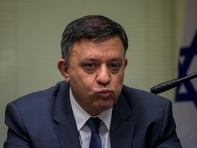 Avi Gabbay, January 2018