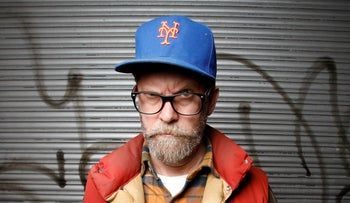 Gavin McInnes poses for a photo as he attends the screening of a film, Manhattan, New York City, December 9, 2018.