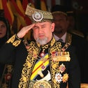 FILE Photo: Malaysian King Sultan Muhammad V during a parliament session in Kuala Lumpur, Malaysia, July 17, 2018.