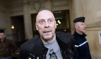FILE PHOTO: Alain Soral, March 12, 2015.