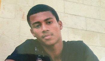File photo: Undated photo of Yehuda Biadga, who was shot dead by Israeli police in the central city of Bat Yam on January 18, 2019.