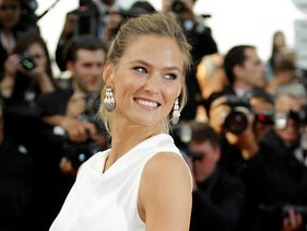 File photo: Bar Refaeli at the Cannes Film Festival on May 13, 2015.