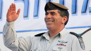 Gabi Ashkenazi, who served as Benny Gantz's predecessor as IDF chief of staff, from 2007 to 2011.
