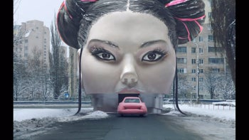 From the music video by Netta Barzilai, 'Bassa Sababa'