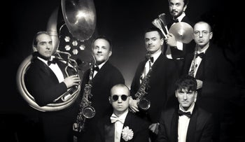 "Jazz Band Młynarski-Masecki. ""A renewed perspective is developing that is shaping our world view.'"