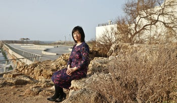 Jennifer Zeng in Israel. 'They make you do forced labor and don't really care if you're dead the next morning.'