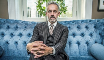 Jordan B Peterson, Professor of Psychology and  Clinical Psychologist at the University of Toronto and enemy of 'political correctness'