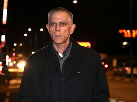 FILE Photo: Yedioth Ahronoth publisher Arnon Mozes after a police investigation, January 16, 2017.
