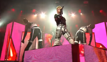 Iceland's pick for Eurovision 2019 in Israel, Hatari.