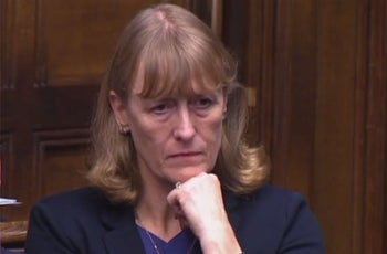 """MP Joan Ryan. """"If it was just Brexit,"""" she says,""""I would have probably stayed longer to fight with my colleagues from within."""""""