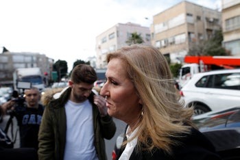 Tzipi Livni in Tel Aviv, Feb. 18, 2019. Her departure as well as that of other prominent women, have helped ensure there will be fewer women in the next Knesset than in the outgoing one.