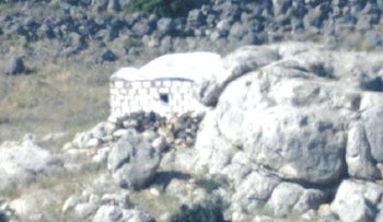 An outpost used by the Hezbollah force, according to the IDF.