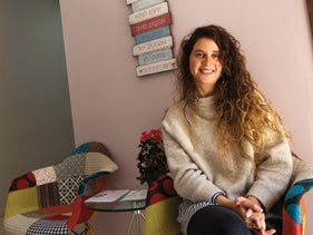 Social worker and sexual counselor Sivan Lotan.