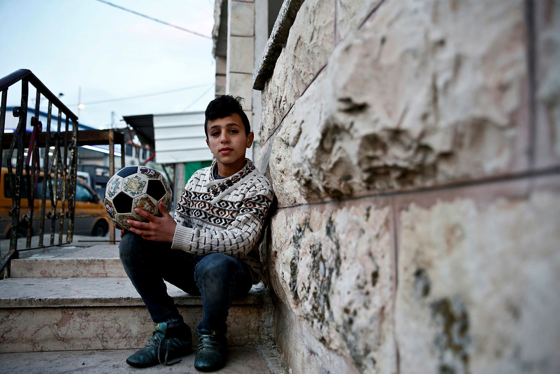 'Endless trip to hell': Israel jails hundreds of ...