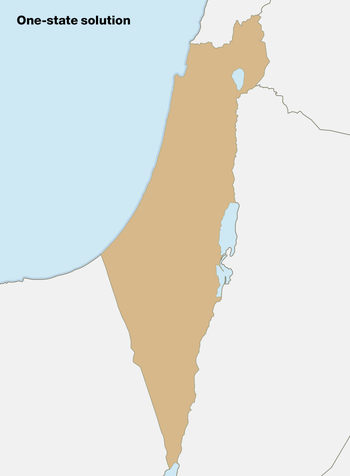 One-state solution map