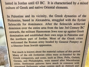 In Palestine, 'The Roman army was welcomed as a liberator from Jewish oppression'