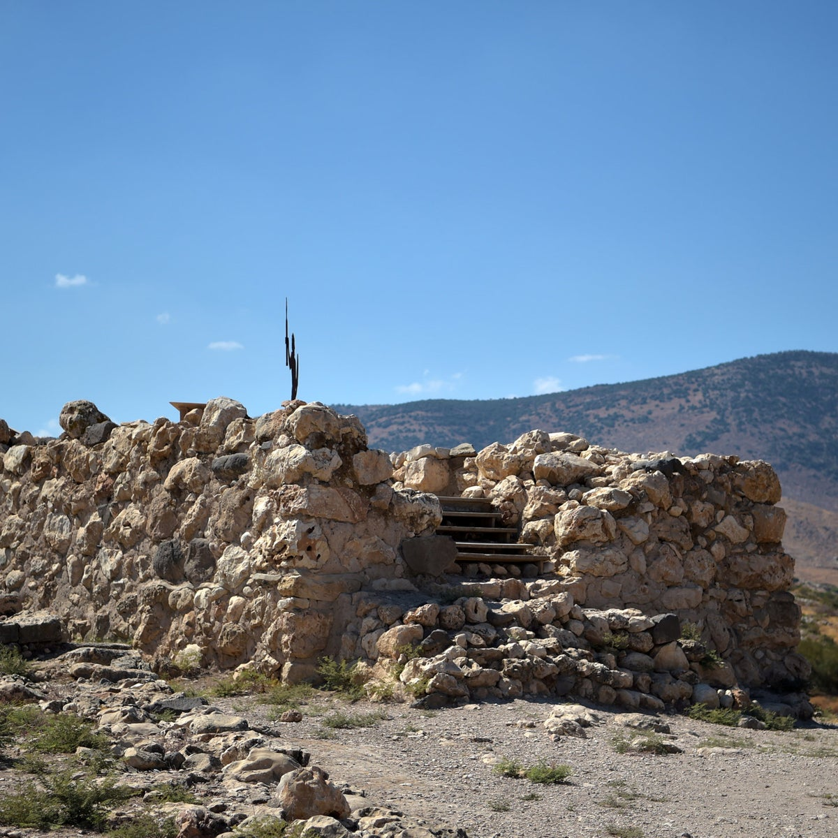 Tell Hazor: Monumental building once hailed as evidence of Solomon's prowess have been re-dated to about a century after the fabled king was supposed to have reigned.