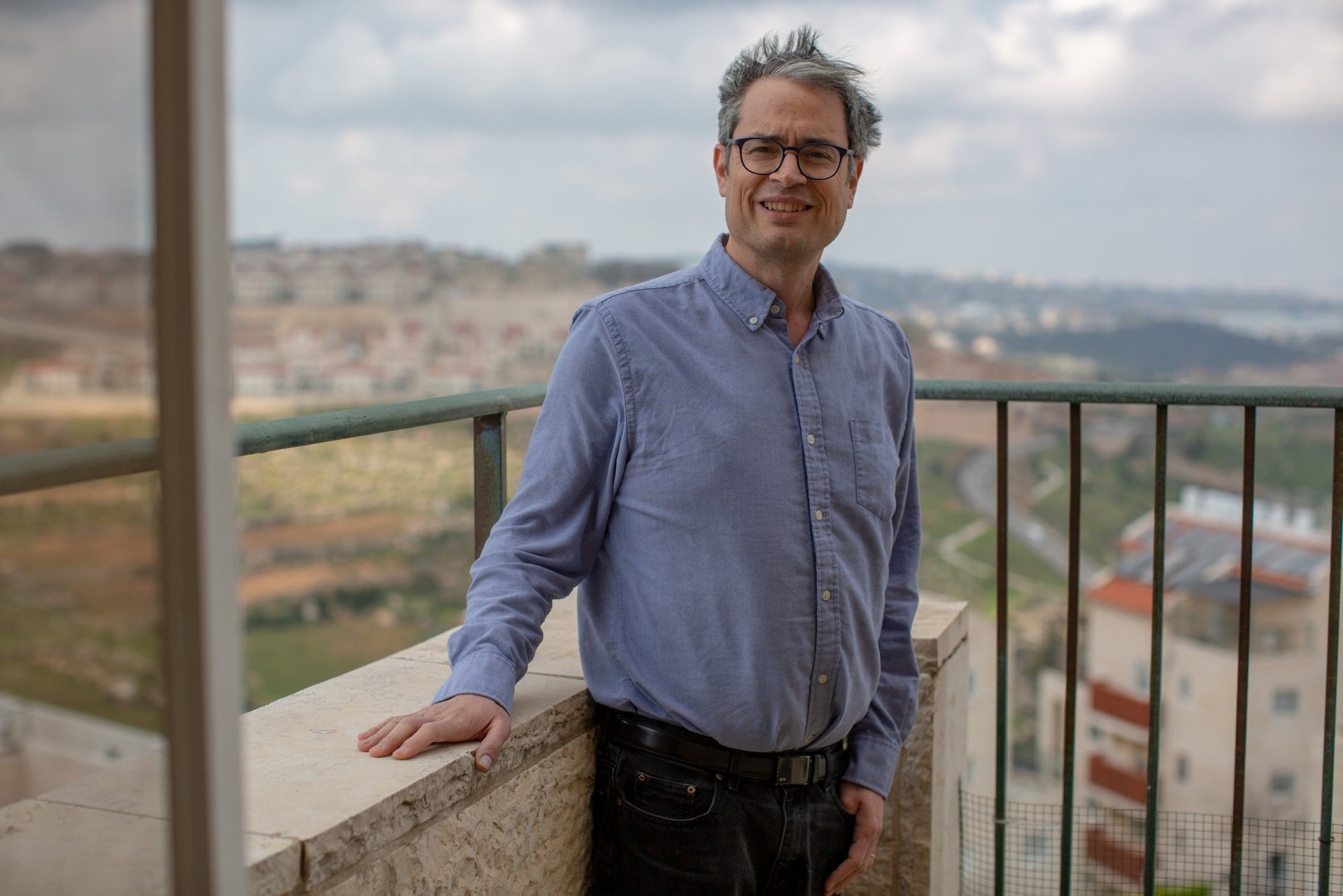 David Curwin, originally from Boston, won't be voting Likud but backs the PM: Netanyahu has 'done a phenomenal job, yet most Israelis take it for granted'